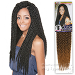 Isis Red Carpet Synthetic Hair Braid - Afri Naptural Cubic Twist 3D Jumbo 20