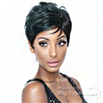 Isis Red Carpet Synthetic Hair Queen B Wig - QB07 KANDI FOHAWK