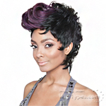 Isis Red Carpet Synthetic Hair Queen B Wig - QB02 KIM MOHAWK