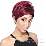 Isis Red Carpet Synthetic Hair Queen B Wig - Qb05 ALICIA SWEPT