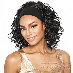 Isis Red Carpet Synthetic Hair Half Wig - RCAB02 ASAP BAND 02