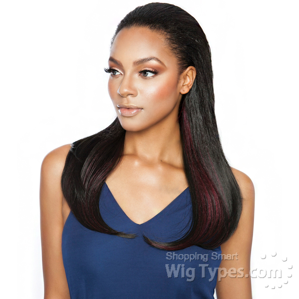 Isis Red Carpet Synthetic Hair Half Wig Rcaw01 Asap Weave 01
