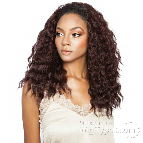 Isis Red Carpet Synthetic Hair Half Wig Rcaw02 Asap Weave 02