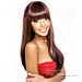 Isis Red Carpet Synthetic Hair Angled Bob Wig - RCP198 LENA