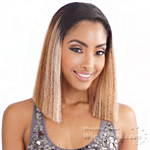 Isis Red Carpet Synthetic Hair Half Wig - TP53