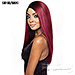 Isis Red Carpet Synthetic Hair Lace Front Wig - RCD2603 SALITA