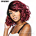 Isis Red Carpet Synthetic Hair Lace Front Wig - RCD2604 ASHLEIGH (6 inch deep part)