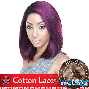 Mane Concept Red Carpet Synthetic Hair Cotton Lace Front Wig - RCP801 PANSY