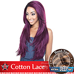 Isis Red Carpet Synthetic Hair Cotton Lace Front Wig - Rcp802 BLUESTAR