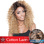 Isis Red Carpet Synthetic Hair Cotton Lace Front Wig - Rcp807 ASTER