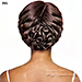 Isis Red Carpet Synthetic Hair Lace Front Pre-Braided Wig - RCPB01 JACEY