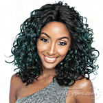 Isis Red Carpet Synthetic Hair Lace Front Wig - Rcp767 AMBER