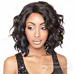 Isis Red Carpet Synthetic Hair Lace Front Wig - RCP724 BRADY