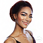 Isis Red Carpet Synthetic Hair Braid Lace Wig - RCCB03 TULIP