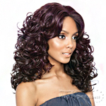 Isis Red Carpet Synthetic Hair Lace Front Wig - RCP757 LAVENDER