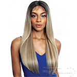 Mane Concept Red Carpet Synthetic Hair Edge Slay Lace Front Wig - RCES206 SUAVE