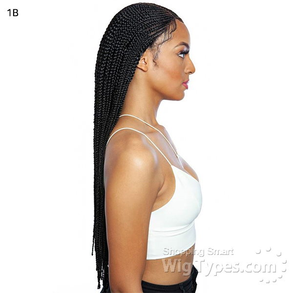 Isis Red Carpet Synthetic Invisible Braid Lace Wig Rcbi01 Nicki 28