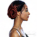 Isis Red Carpet Synthetic Hair Braid Lace Wig - RCCB04 PEONY