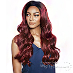 Isis Red Carpet Synthetic Lace Wig - RCE04 DRAMA (ear to ear wide lace part)