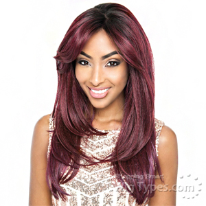 Isis Red Carpet Synthetic Hair Soft Swiss Lace Wig - RCP4401 BELLA (4x4 Free Flow Part)