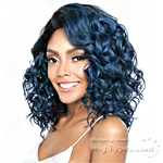 Isis Red Carpet Synthetic Hair Soft Swiss Lace Wig - RCP4405 JESSIE (4x4 Free Flow Part)
