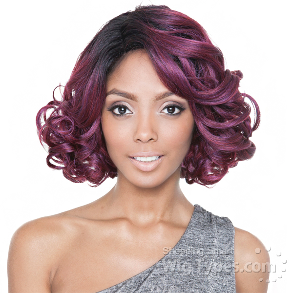 Its A Lace Front Wig Synthetic Iron Friendly Lace Front