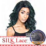 Isis Red Carpet Synthetic Hair Silk Lace Front Wig - Rcp609 APRIL