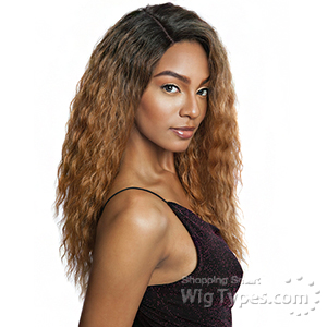 Isis Red Carpet Synthetic Hair Lace Front Wig - RCP7009 NIKIA