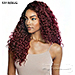 Isis Red Carpet Synthetic Hair Lace Front Wig - RCP7011 ROMONDA