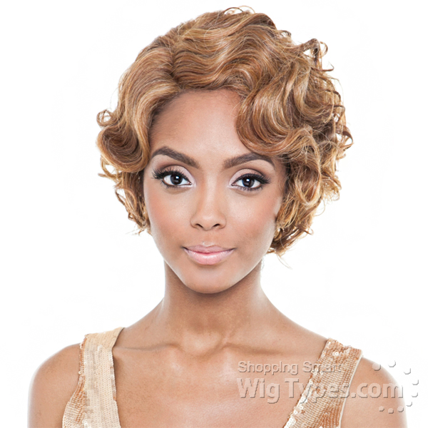 Model Model Synthetic Hair Lace Deep Invisible L Part Lace