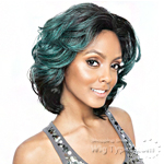 Isis Red Carpet Synthetic Hair Lace Front Wig - RCP756 STACY