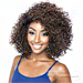 Isis Red Carpet Synthetic Hair Berry Curly Lace Front Wig - Rcp764 3B ALICIA CURL