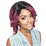 Isis Red Carpet Synthetic Hair Lace Front Wig - RCP770 COCO