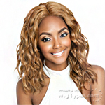 Isis Red Carpet Synthetic Hair Lace Front Wig - RCP773 ELENA