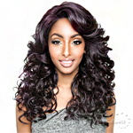 Isis Red Carpet Synthetic Hair Lace Front Wig - RCP774 MIRANDA