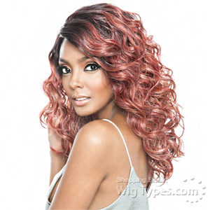 Isis Red Carpet Synthetic Hair Lace Front Wig - RCP786 CHARIS
