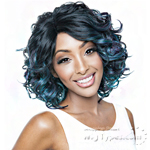 Isis Red Carpet Synthetic Hair Lace Front Wig - RCP790 NORA