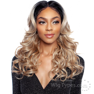 Mane Concept Red Carpet Synthetic Hair Lace Wig - RCFS201 PEBBLE