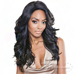 Isis Red Carpet Synthetic Hair Lace Front Wig - RCP747 SELENA
