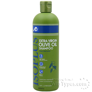 Isoplus Extra Virgin Olive Oil Shampoo 16oz