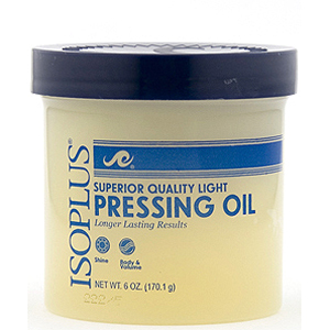 Isoplus Pressing Oil 6oz