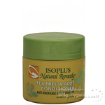 Isoplus Natural Remedy Tea Tree & Aloe Conditioner 3.75oz