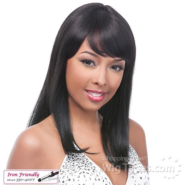 Sensationnel synthetic full cap wig totally instant weave tulip