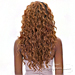 It's a Wig 100% Human Hair Blend 360 Circular Frontal Lace Wig - LACE EMOTION (360 all round deep lace wig)