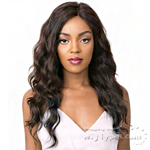 It's a Wig 100% Human Hair 360 Circular Frontal Lace Wig - S LACE ORBIT (360 all round swiss lace wig)