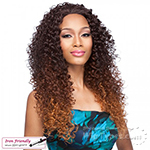 It's a Lace Front Wig - Synthetic Iron Friendly Lace Front Wig - LACE KELLYANN (Futura)