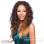It's a Lace Front Wig - Synthetic Iron Friendly Lace Front Wig - LACE MARYANN (Futura)