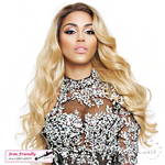 It's A Lace Front Wig - Synthetic Iron Friendly Lace Front Wig - LACE QUEEN CHARLOTTE (futura)