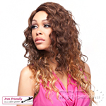 It's A Lace Front Wig - Synthetic Iron Friendly L Part Lace Front Wig - VENICE (futura)
