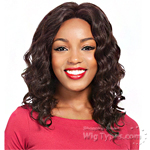 It's A Wig 100% Remy Human Hair Full Lace Wig - BLUEBERRY